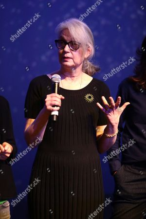 Mildred Iatrou, supervising sound editor