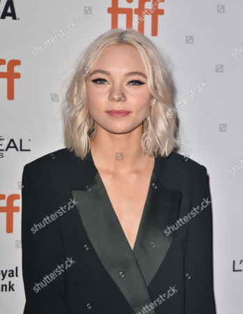 Stock Picture of Taylor Hickson