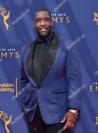 Editorial picture of Television Academy's 2018 Creative Arts Emmy Awards - Arrivals - Night Two, Los Angeles, USA - 09 Sep 2018