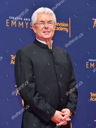 Gregg Field arrives at night two of the Television Academy's 2018 Creative Arts Emmy Awards at the Microsoft Theater, in Los Angeles