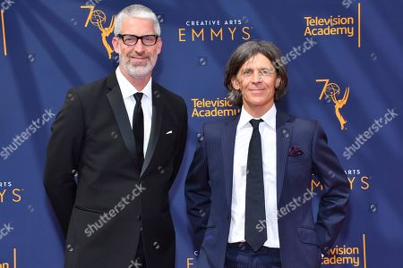 Editorial image of Television Academy's 2018 Creative Arts Emmy Awards - Arrivals - Night Two, Los Angeles, USA - 09 Sep 2018