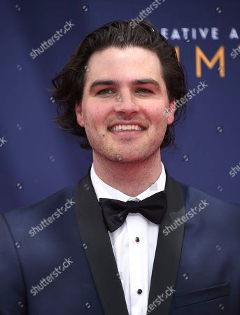 Dan Braun arrives at night two of the Creative Arts Emmy Awards at The Microsoft Theater, in Los Angeles