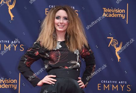 Editorial photo of 2018 Creative Arts Emmy Awards - Arrivals - Night Two, Los Angeles, USA - 09 Sep 2018