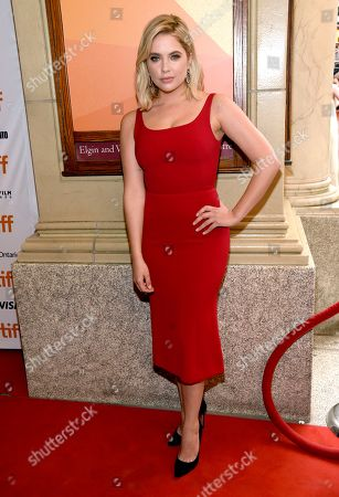 "Ashley Benson attends the premiere for ""Her Smell"" on day 4 of the Toronto International Film Festival at the Winter Garden Theatre, in Toronto"