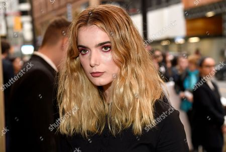 "Editorial photo of 2018 TIFF - ""Her Smell"" Premiere, Toronto, Canada - 09 Sep 2018"
