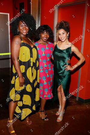 Stock Photo of Zenzi Williams, MaameYaa Boafo and Joanna A. Jones