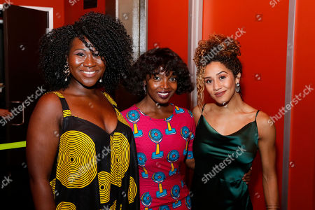 Zenzi Williams, MaameYaa Boafo and Joanna A. Jones