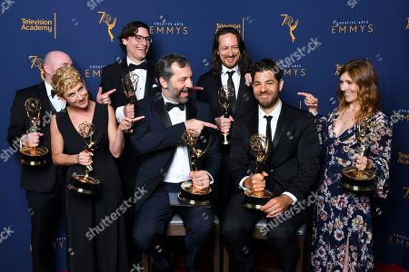 Editorial picture of Television Academy's 2018 Creative Arts Emmy Awards - Portraits - Night Two, Los Angeles, USA - 09 Sep 2018