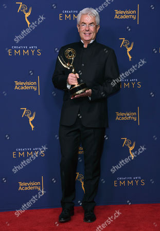 Editorial picture of 2018 Creative Arts Emmy Awards - Press Room - Night Two, Los Angeles, USA - 09 Sep 2018