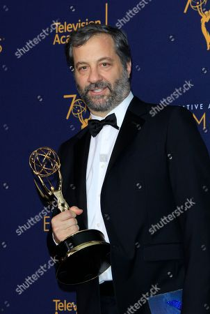 Editorial image of 2018 Creative Arts Emmy Awards - photo room, Los Angeles, USA - 09 Sep 2018