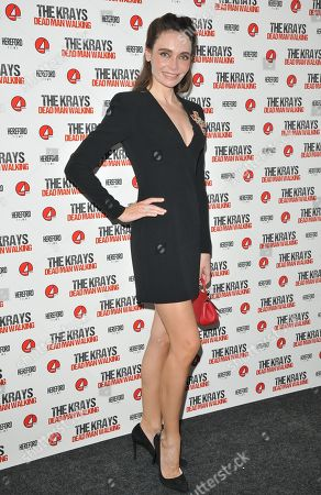 Editorial picture of 'The Krays Dead Man Walking' film premiere, London, UK - 09 Sep 2018