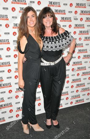 Stock Picture of Louise Michelle and Vicki Michelle