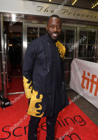 Editorial picture of 'If Beale Street Could Talk' premiere, Toronto International Film Festival, Canada - 09 Sep 2018