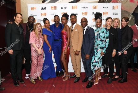 Editorial image of 'If Beale Street Could Talk' premiere, Toronto International Film Festival, Canada - 09 Sep 2018