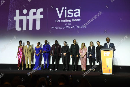 Editorial photo of 'If Beale Street Could Talk' premiere, Toronto International Film Festival, Canada - 09 Sep 2018