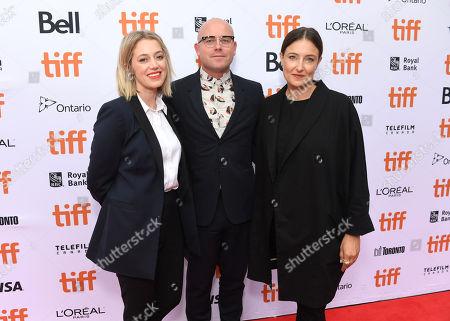 Sara Murphy, Producer, James Laxton, Cinematographer, Adele Romanski, Producer