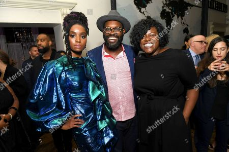 KiKi Layne, John David Washington, Joi McMillon, editor