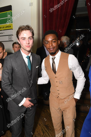 Stock Photo of Sterling Beaumon, Stephan James
