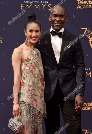 Editorial photo of Creative Arts Emmy Awards, Arrivals, Day 2, Los Angeles, USA - 09 Sep 2018