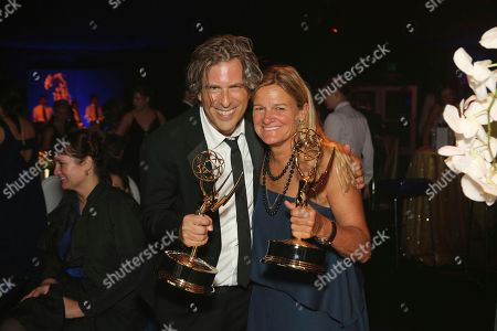 Editorial photo of Television Academy's 2018 Creative Arts Emmy Awards - Governors Ball - Night Two, Los Angeles, USA - 09 Sep 2018