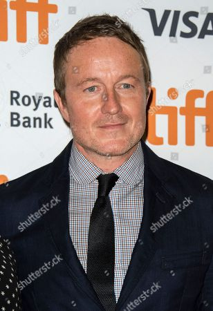English director Jake Scott arrives for the screening of the movie 'American Woman' during the 43rd annual Toronto International Film Festival (TIFF) in Toronto, Canada, 09 September 2018.