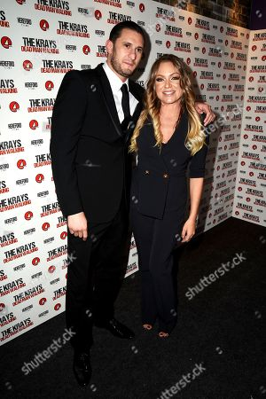 Rita Simons and Josh Myers