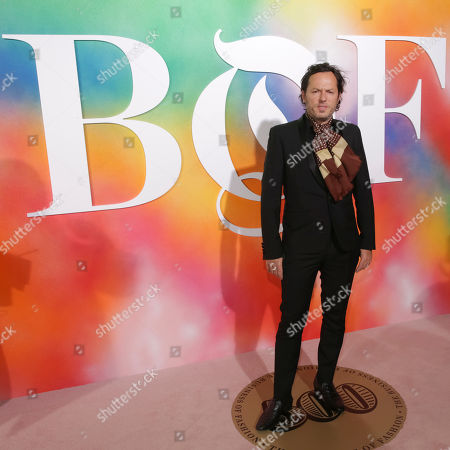 Stock Image of Alexandre de Betak attends the BoF 500 Gala held at One Hotel Brooklyn Bridge during New York Fashion Week, in New York