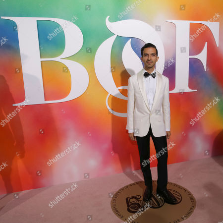 Founder & Editor-In-Chief, The Business of Fashion, Imran Amed attends the BoF 500 Gala held at One Hotel Brooklyn Bridge during New York Fashion Week, in New York