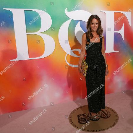 Alison Loehnis attends the BoF 500 Gala held at One Hotel Brooklyn Bridge during New York Fashion Week, in New York