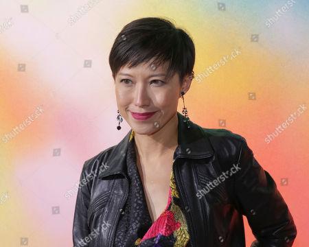 Sandra Choi attends the BoF 500 Gala held at One Hotel Brooklyn Bridge during New York Fashion Week, in New York