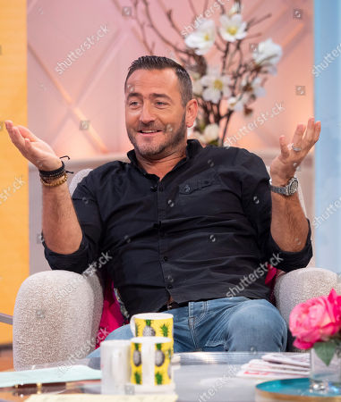 Editorial picture of 'Lorraine' TV show, London, UK - 10 Sep 2018