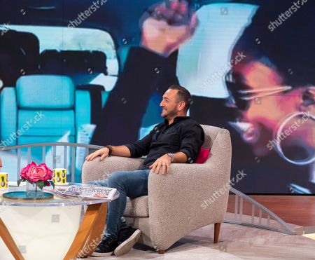 Editorial image of 'Lorraine' TV show, London, UK - 10 Sep 2018