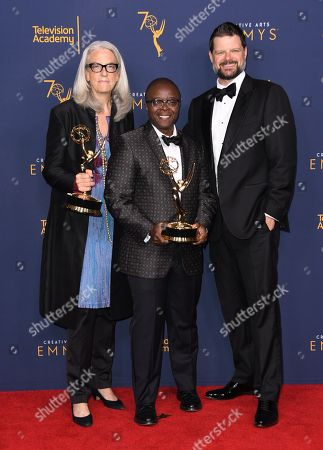 Editorial photo of Creative Arts Emmy Awards, Press Room, Day 2, Los Angeles, USA - 09 Sep 2018
