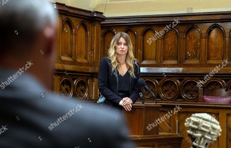 Ep 8255 & 8256 Tuesday 11th September 2018 Charity Dingle, as played by Emma Atkins, takes to the stand and explains her history and how Bails, as played by Rocky Marshall, and won her trust as she recalls the past. Charity continues to answer the defence's questions and, although buoyed to see Ryan and Noah, she's left feeling like she's blown it.