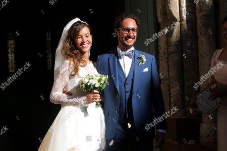 Thomas Hollande and Emilie Broussouloux