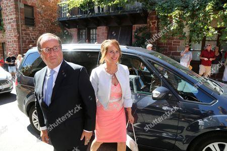 Francois Hollande, Segolene Royal