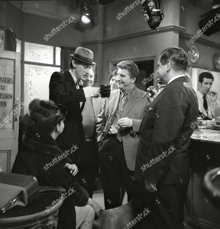 Editorial picture of 'Coronation Street' TV Show - 1964