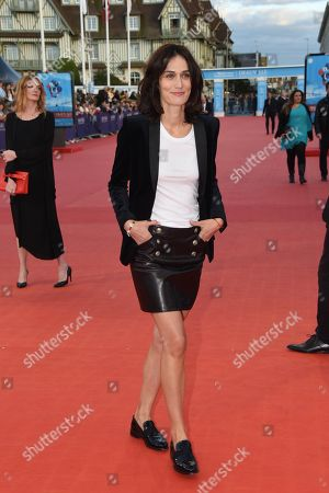 Editorial photo of 'Line of Fire' premiere, 44th Deauville American Film Festival, France - 07 Sep 2018