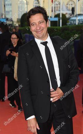 Stock Image of Laurent Gerra
