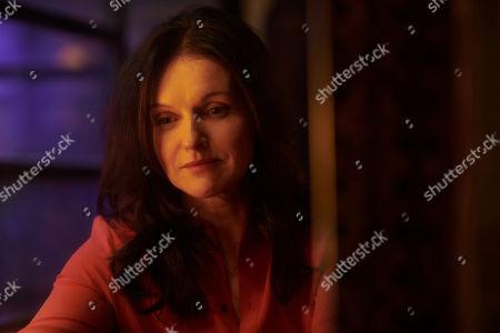 Stock Photo of Dervla Kirwan as Megan Harris.