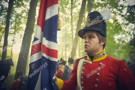 Jack Loxton as Ensign Stubbs.