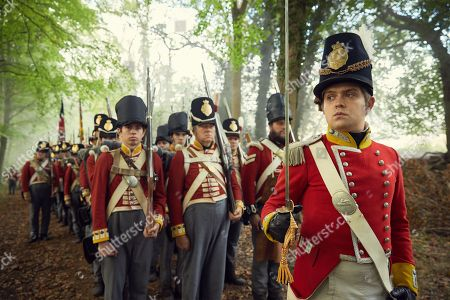 Jack Loxton as General Tufto.