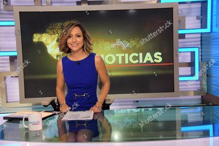 Editorial image of 'Despierta America' TV show, Miami, USA - 10 Sep 2018