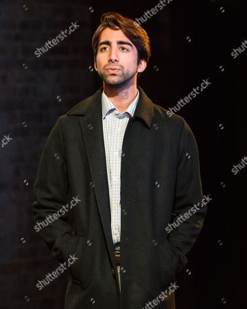 Stock Photo of Shubham Saraf.