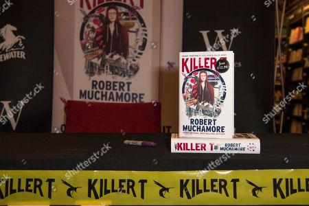 Robert Muchamore's book 'Killer T'