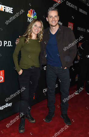 Tracey Spiridakos and Jesse Lee Soffer