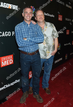 David Eigenberg and Christian Stolte