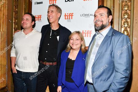 Anthony Mastromauro, Jeremy Steckler, James D, Stern and Julie Goldstein