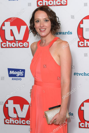 Editorial photo of The TV Choice Awards, Dorchester Hotel, London, UK - 10 Sep 2018