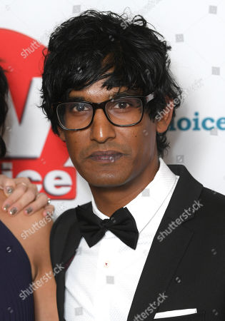 Editorial picture of The TV Choice Awards, Dorchester Hotel, London, UK - 10 Sep 2018
